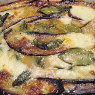 Eggplant Parmesan - Parmigiana di Melanzane