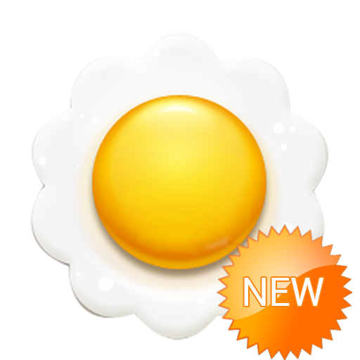 Egg Recipe Book - FREE LOGO-APP點子