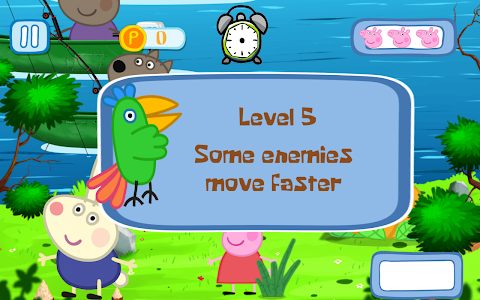 Peppa on the river PRO v1.0.2
