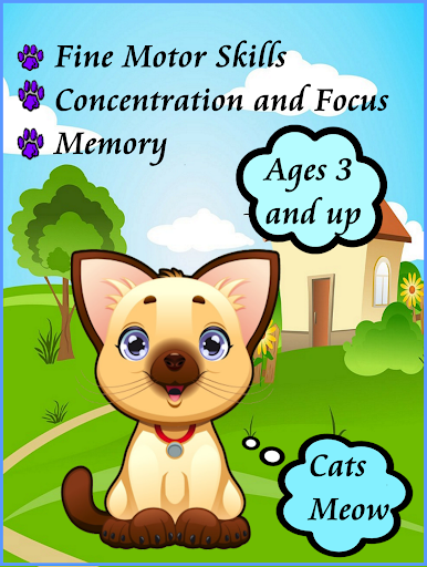 Cats Kitten Game For Toddler