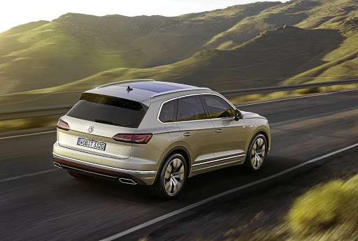The larger rear translates into even more boot space. Picture: VOLKSWAGEN