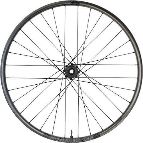 "Industry Nine Enduro 355c Rear Wheel - 29"", 12 x 148mm Boost, 6-Bolt, MicroSpline"
