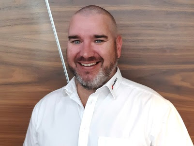 Shaun Searle, Country Manager for Africa at Redstor