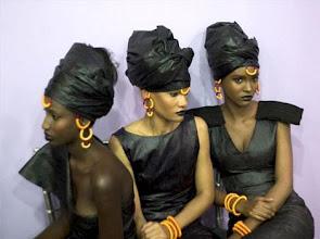 Photo: Black Fashion Week - Paris
