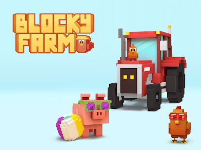 Blocky Farm (Unreleased) Hack for the game