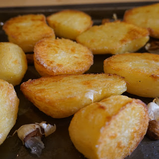 Perfect And Easy Lighter Roasted Potatoes Recipe (no Goose Fat)