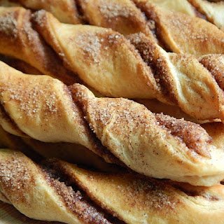 Cinnamon Sugar Twists Recipes
