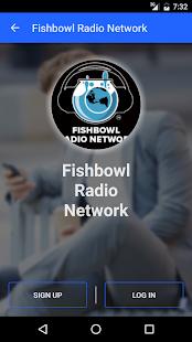 Fishbowl Radio Network - náhled