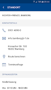 R+F – Miniaturansicht des Screenshots