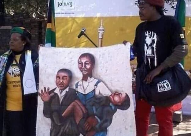 Fans came for Rasta after this drawing done by him went viral.