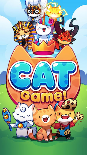 Cat Game - The Cats Collector! screenshots 1
