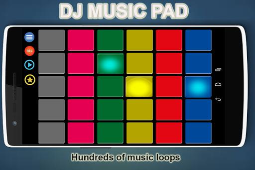 DJ Music Pad 1.0.4 screenshots 2