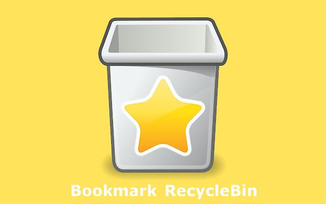 Bookmark RecycleBin