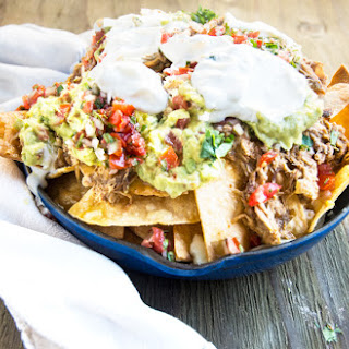BRAZILIAN FLAIR NACHOS