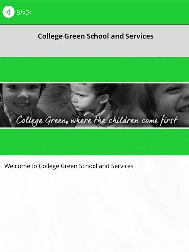 College Green School