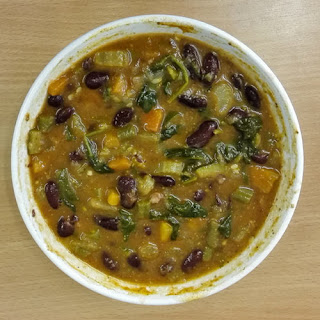 Red Kidney Bean Vegetable Soup Recipes.