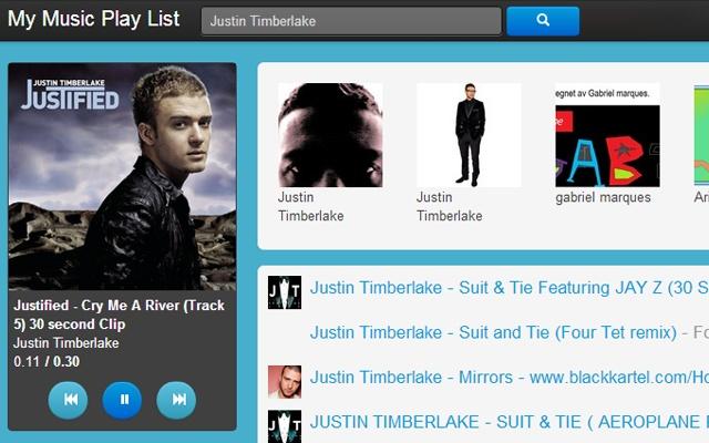 Music Play List