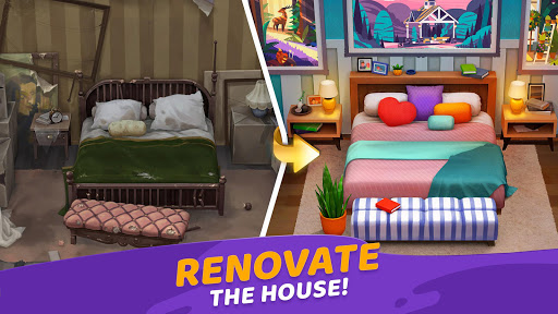 Gallery: Coloring Book by Number & Home Decor Game  screenshots 4