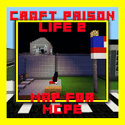 Craft Prison Life 2 map for MCPE