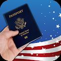 US Citizenship Test 2019 icon