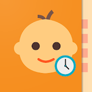Baby Daybook - Newborn Tracker. Breastfeeding log