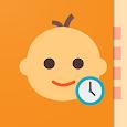 Baby Daybook - Newborn Tracker. Breastfeeding log.