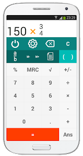 King Calculator (Rechner) Screenshot