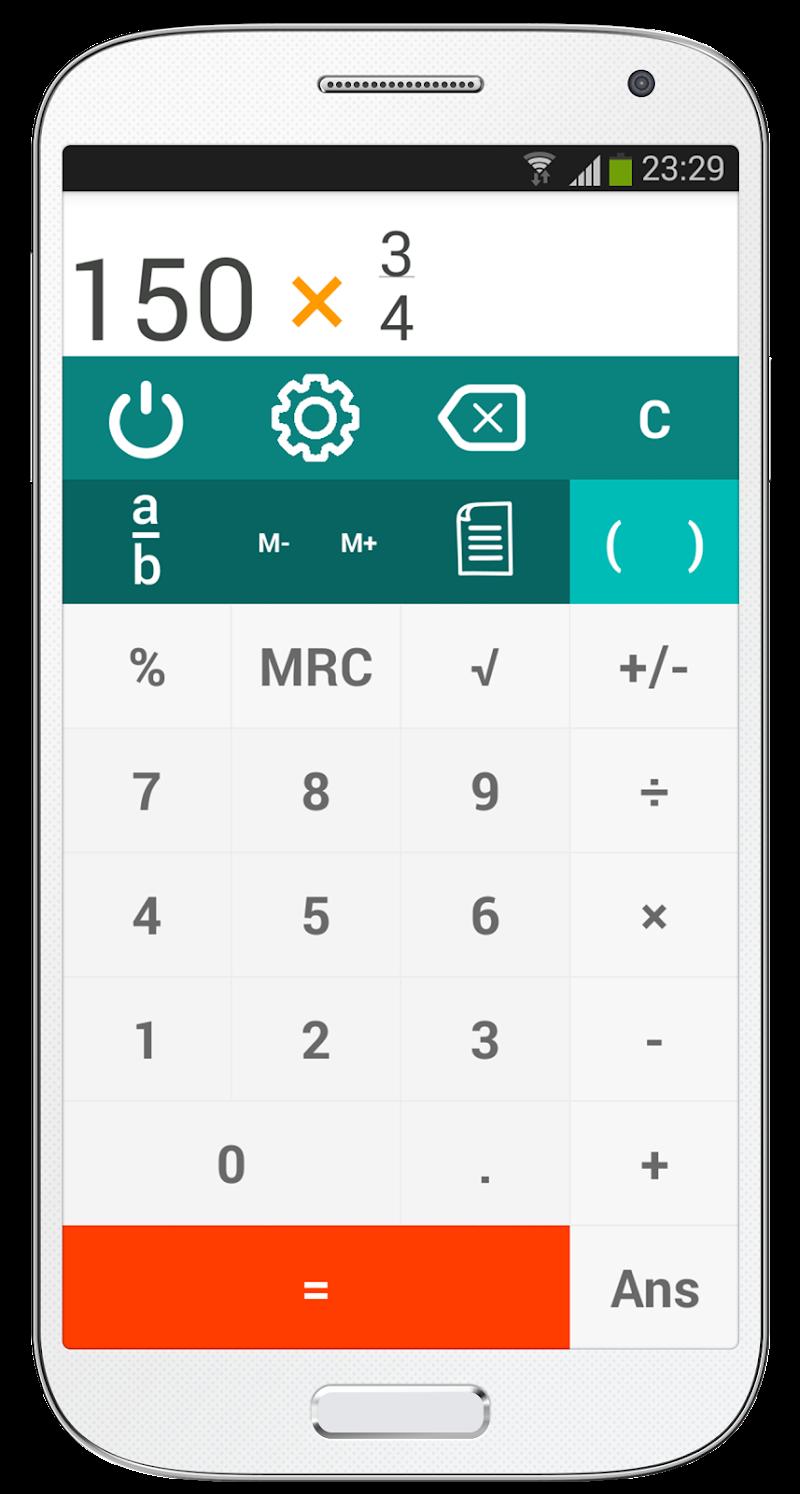 King Calculator Screenshot 1