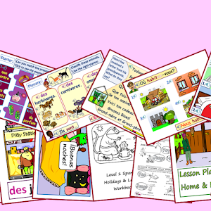 Home learning/school resources