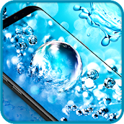 Clear water live wallpaper icon