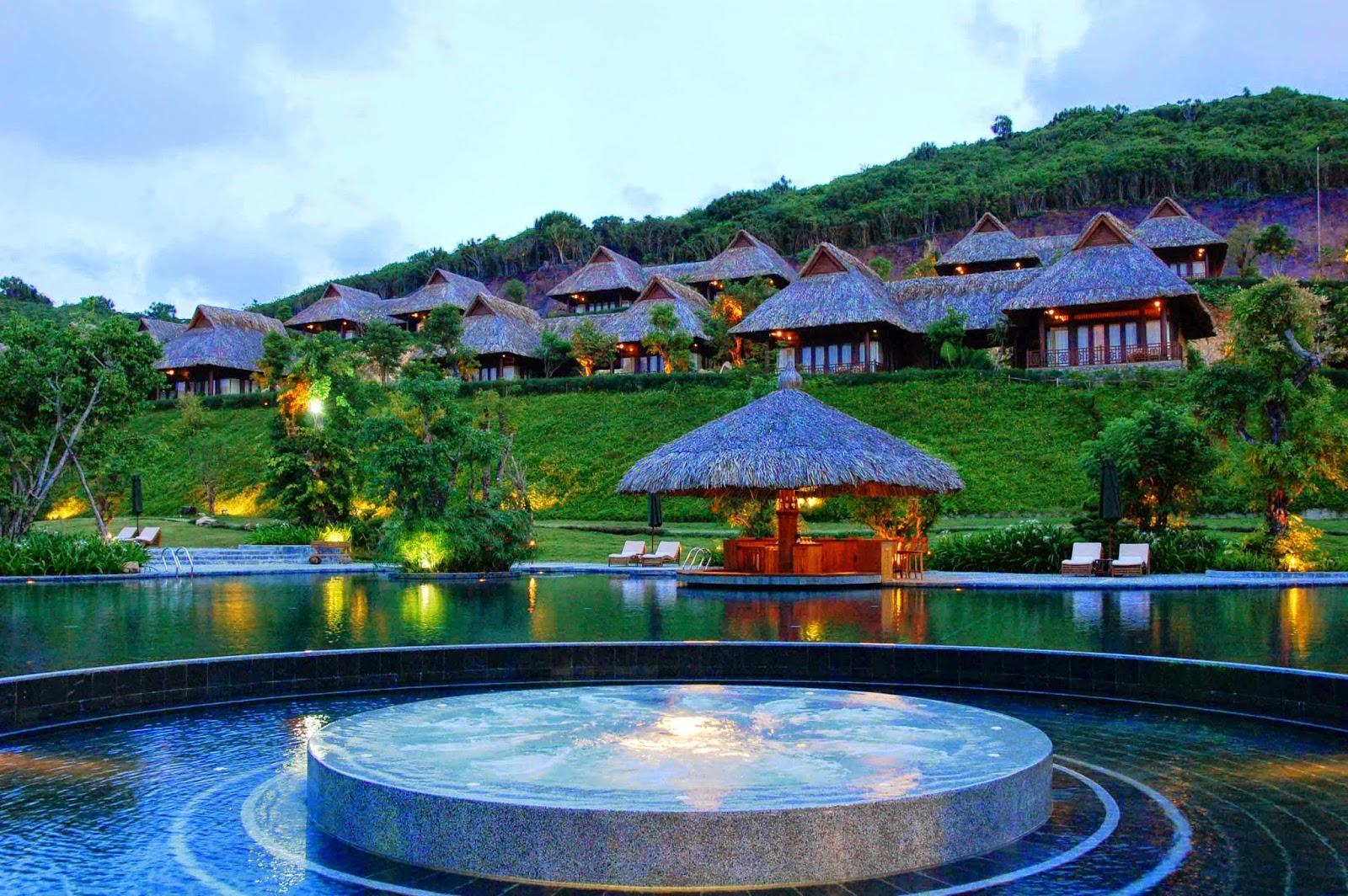 Những loại nhà ở du khách có thể lựa chọn khi đến Alma nha trang