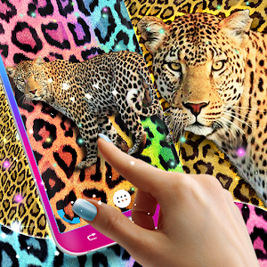 Cheetah leopard print live wallpaper APK Download for Android