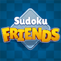 Sudoku Friends - Multiplayer Puzzle Game icon
