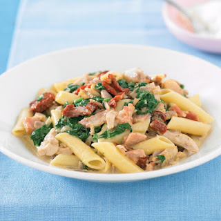 Roast Chicken Pasta.