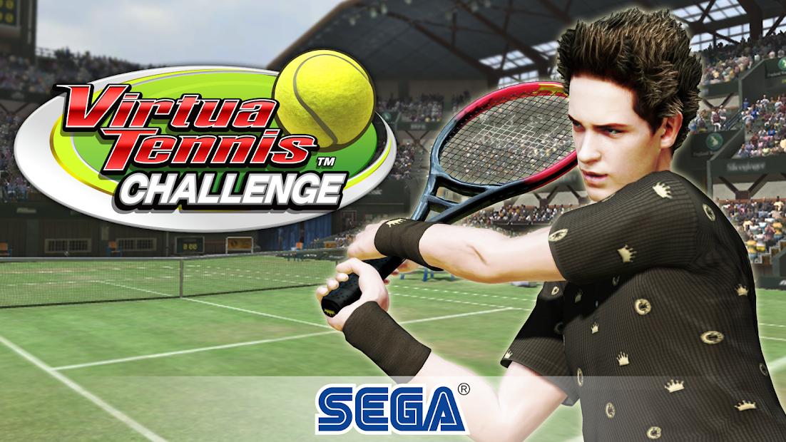 Virtua Tennis Challenge Android App Screenshot