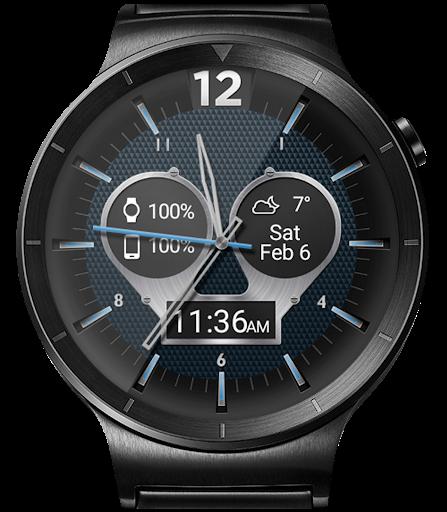 Titanium Brave HD WatchFace Widget Live Wallpaper 4.8.1 screenshots 11