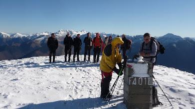 Photo: Sommet du Bacanère 2193 m