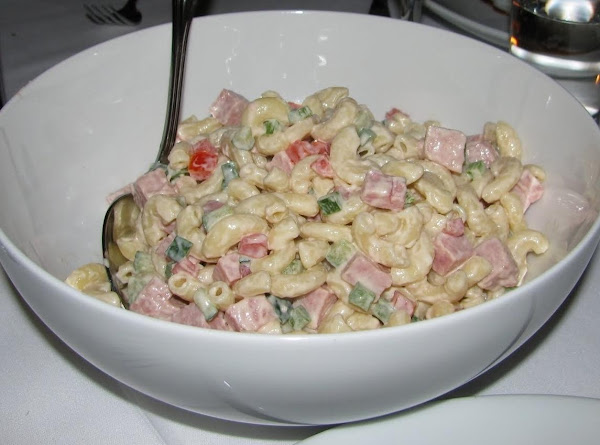 Spam Macaroni Salad Recipe