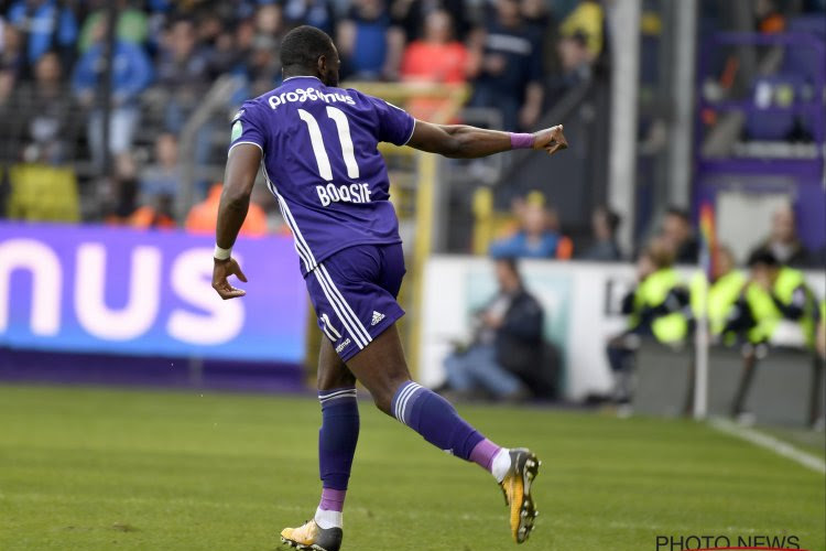"""Lukaku n'était pas le seul à avoir parlé d'Anderlecht à Bolasie, mais : """"Romelu reviendra ici"""""""