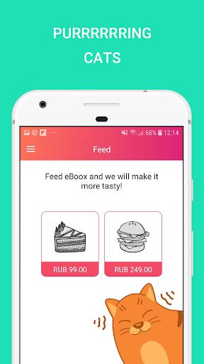 eBoox: Reader for fb2 epub zip books 2.10 screenshots 7
