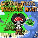 Captain Toots Treasure Hunt icon