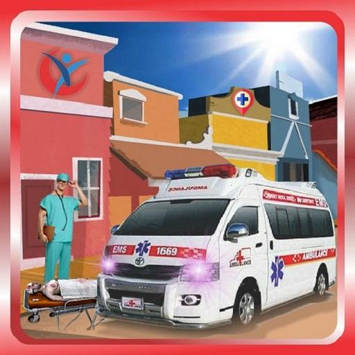 Ambulance rescue simulator 20 : Driving Duty file APK for Gaming PC/PS3/PS4 Smart TV