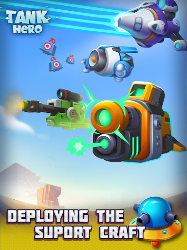Tank Hero - Fun and addicting game apkdebit screenshots 12