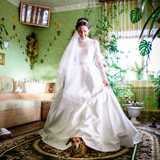 Wedding photographer Oleg Medvedev (OlegMedvedev). Photo of 07.02.2017