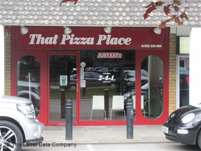 That Pizza Place On St Anns Parade Fast Food Takeaway In
