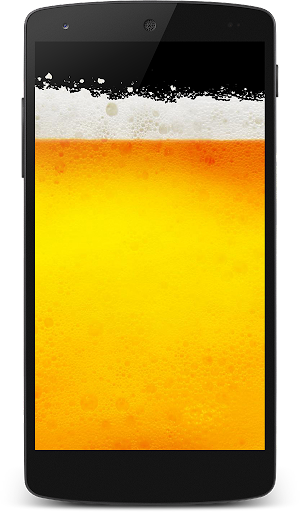 Drink beer simulator