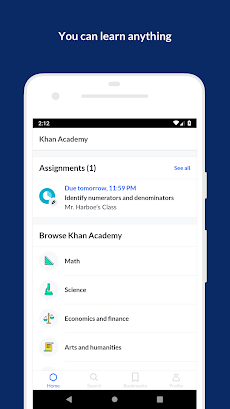 Khan Academyのおすすめ画像1