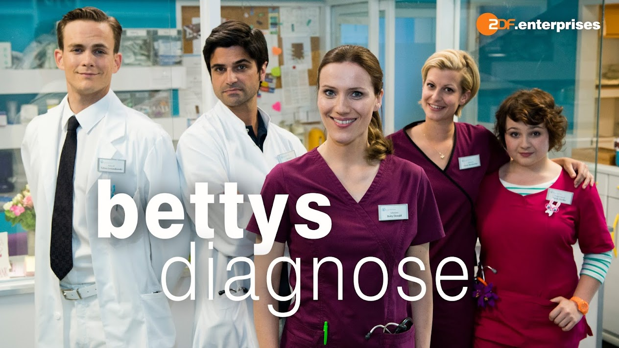 bettys diagnose folge 13