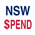 NSW Spend App icon