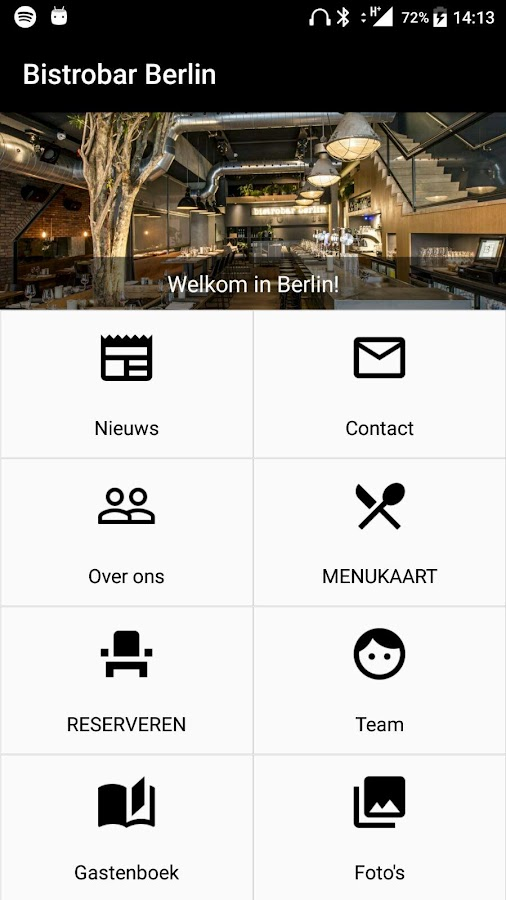 Bistrobar Berlin- screenshot